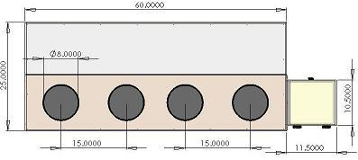 Glove Box Dimensions