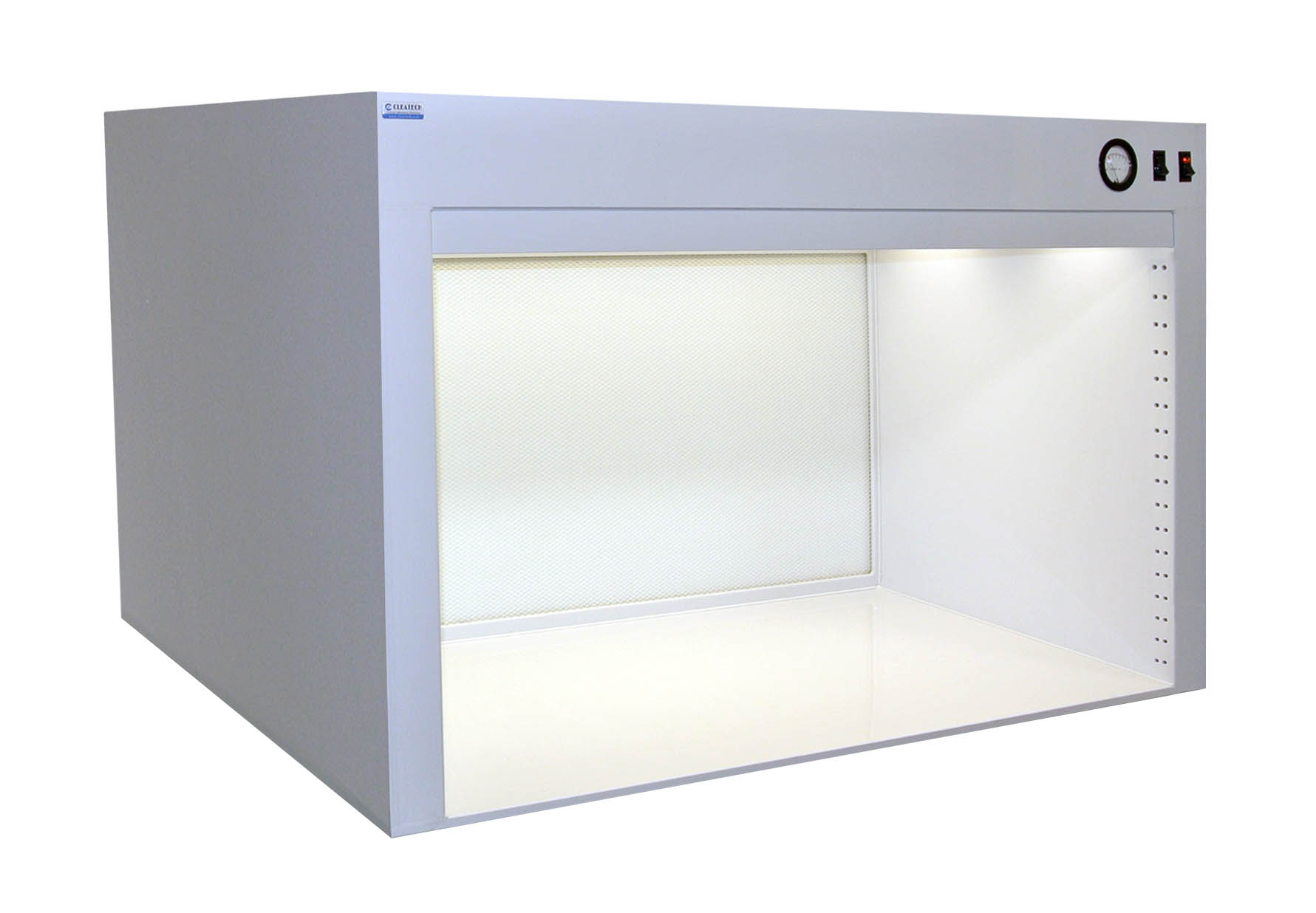 Horizontal-Laminar-Flow-Hood-With-Stand
