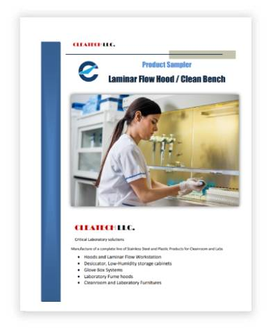 Laminar Flow Hood/Clean Bench Catalog