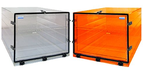 Single Door Desiccator Cabinets - 1400 Series