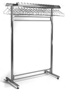 Cantilever Gowning Racks