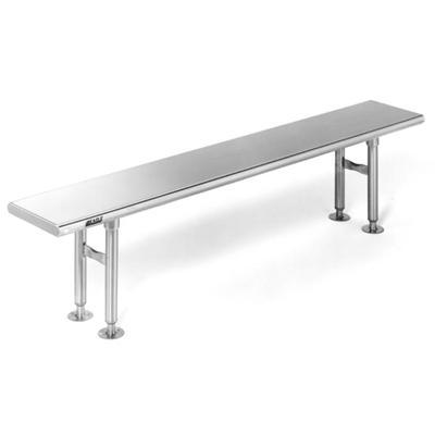 Solid top Gowning Benches
