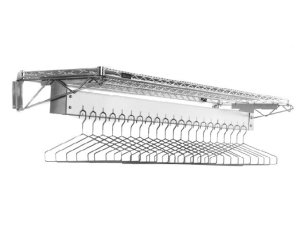 Wall mounted Gowning Racks
