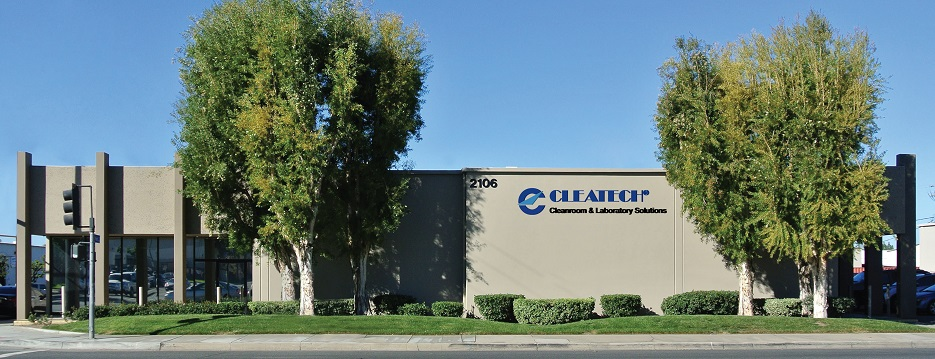 Cleatech office - Orange, California