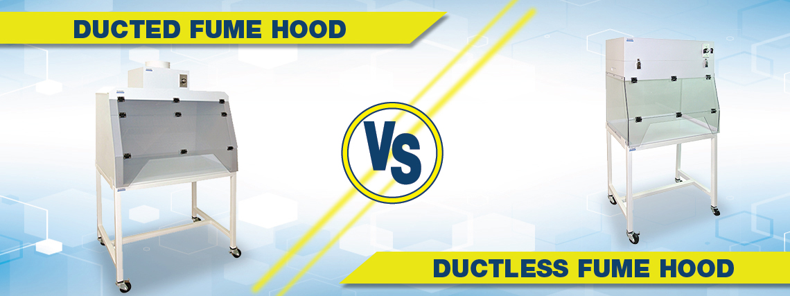 Duct vs Ductless Fume Hoods