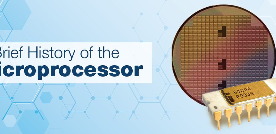 A Brief History of the Microprocessor