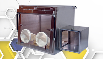 Stainless Steel Isolation Glove Box