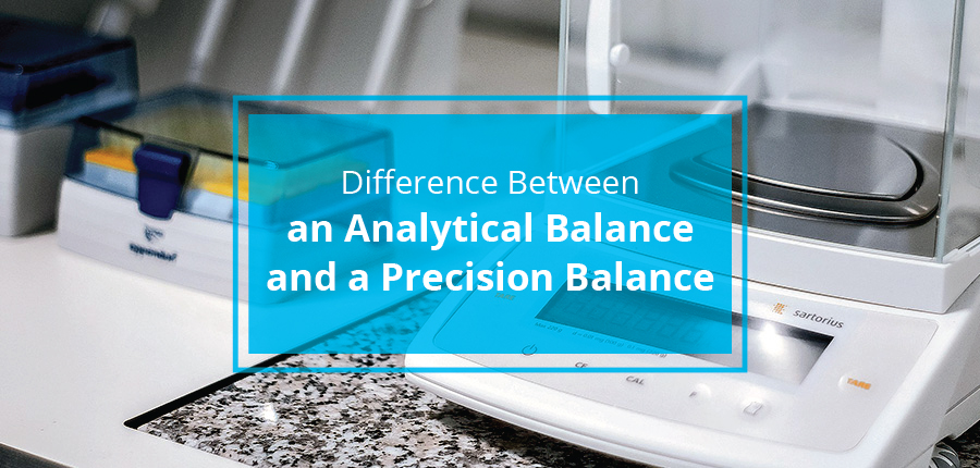 Difference Between an Analytical Balance and a Precision Balance
