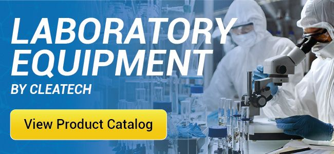 Laboratory Equipment - mobile banner