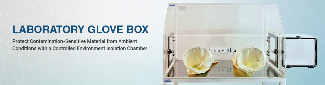 Laboratory Glove Box banner